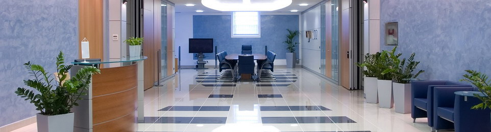 Office commercial cleaning services North Lancashire